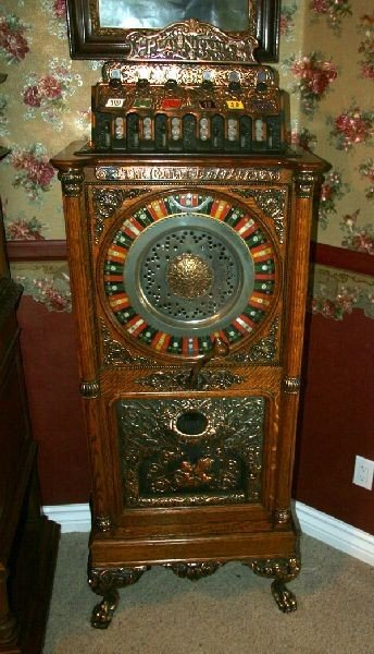 Cailli Upright Slot Machine