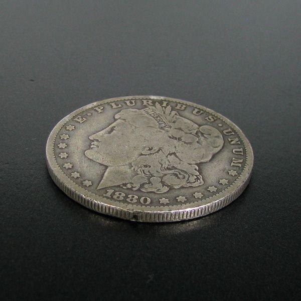 1880-O U.S. Morgan Silver Dollar Coin - Investment
