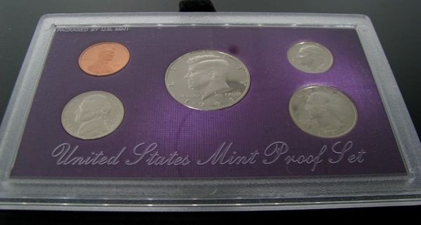 1991 U.S. Proof Set Coin - Investment