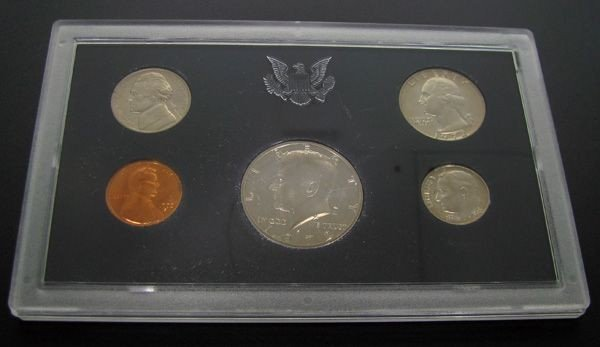 1972 U.S. Proof Set Coin - Investment
