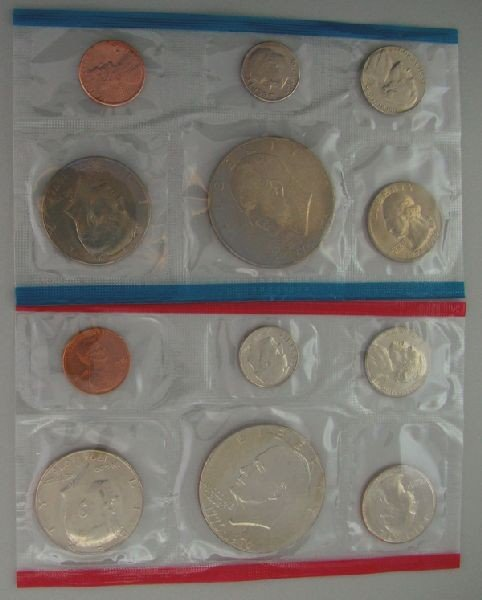 1976 U.S. Uncirculated Mint Coin - Investment