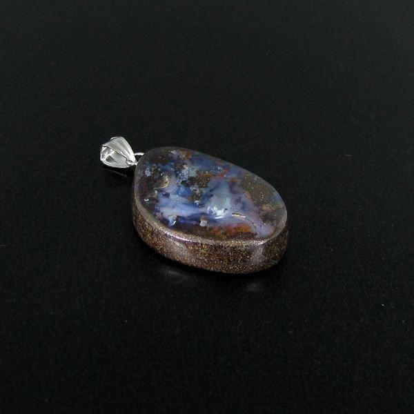 26.25CT Boulder Opal Pendant