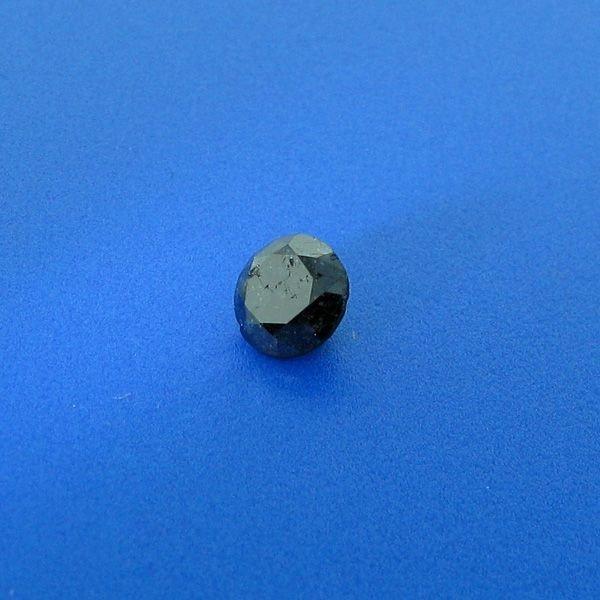 2.05CT Rare Black Diamond Gemstone