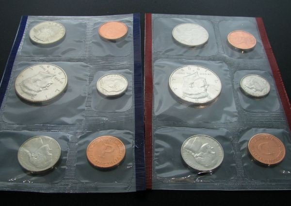 1998 U.S. Uncirculated Mint Set Coin - Investment