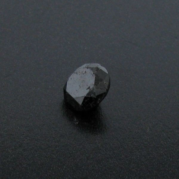 2.70CT Rare Black Diamond Gemstone