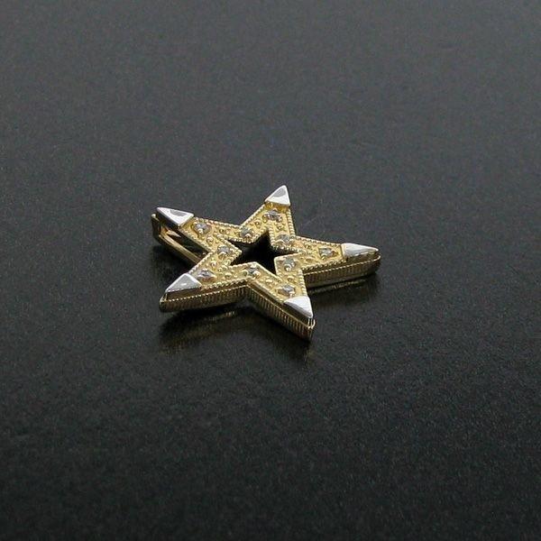 14 kt. Gold, Charm Pendant