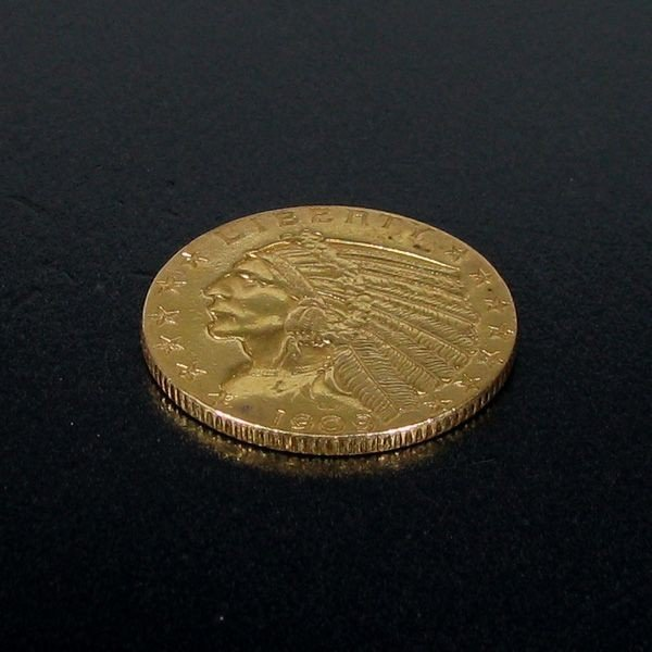 1905-D $5 Indian Head Gold Coin - Investment