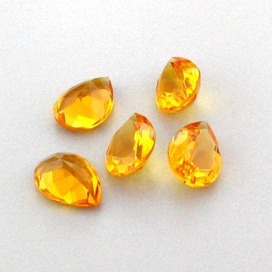 APP: 2.6k 21.86CT Pear Cut Citrine Parcel