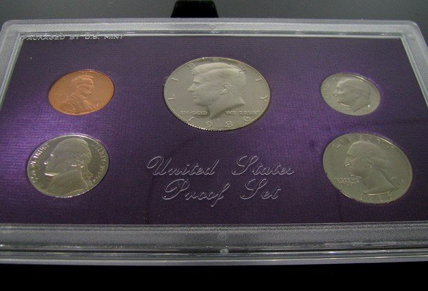 1986 U.S. Proof Set Coin - Investment