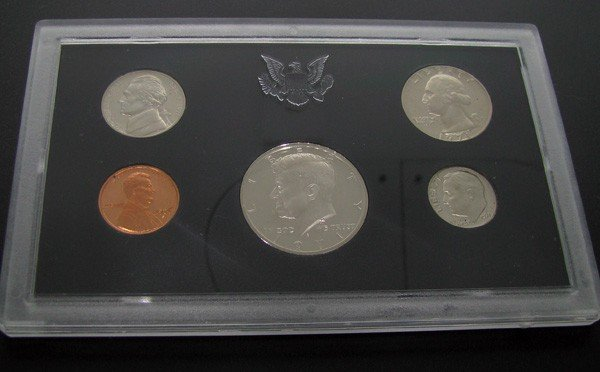 1971 U.S. Proof Set Coin - Investment