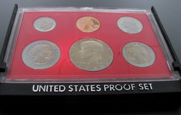 1980 U.S. Proof Set Coin - Investment