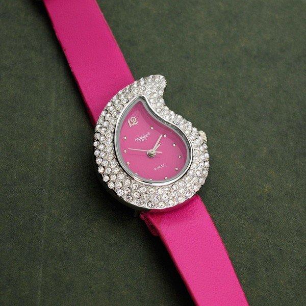 Mondu Women Pink Watch