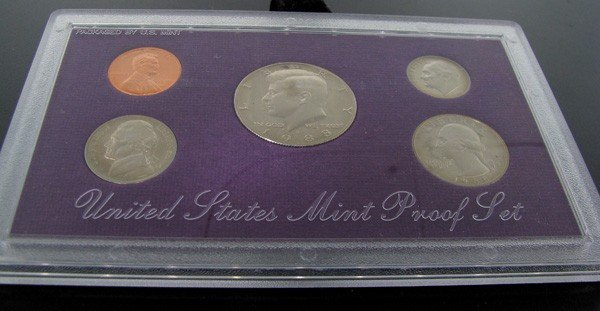 1988 U.S. Proof Set Coin - Investment