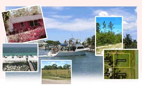 47: GOV: FL LAND, 1.25 AC HUNT-CAMP-FISH - STRAIGHT SAL