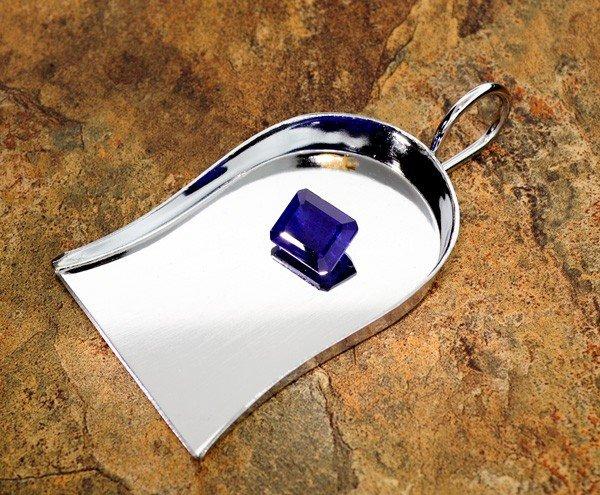 APP: 13.8k 9.18CT Emerald Cut Sapphire Gemstone