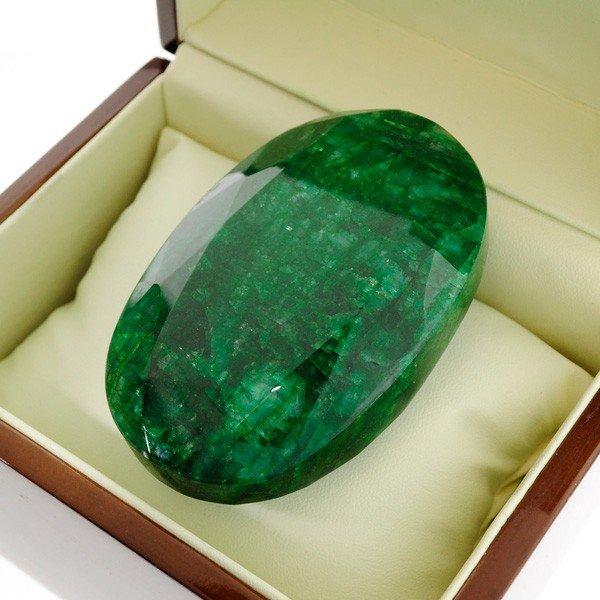 APP: 242.8k 1,184.45CT Emerald Gemstone