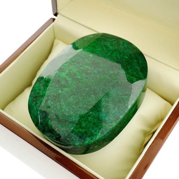 APP: 181.5k 1,728.90CT Emerald Gemstone