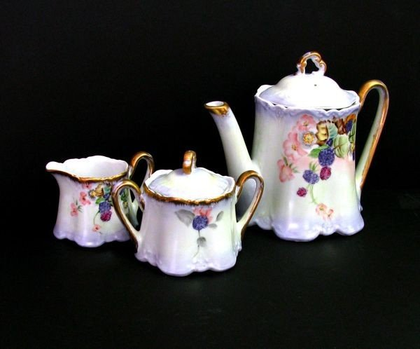Mulberry Tea set 3 Pc.