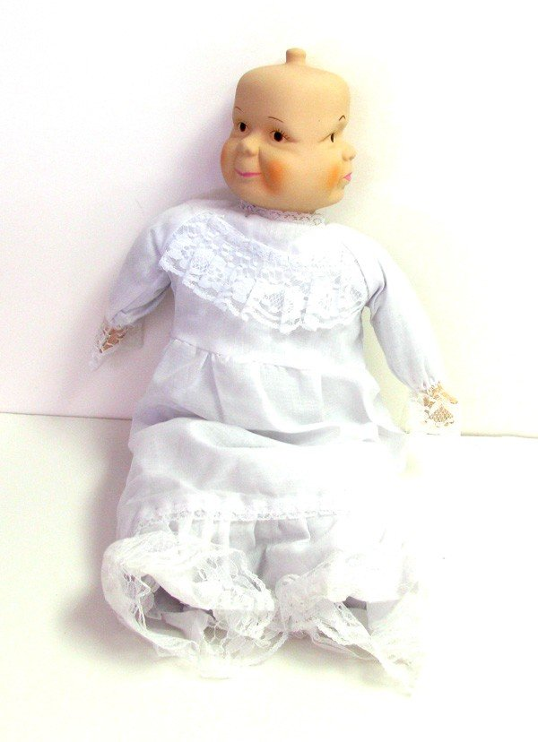 3 Face Doll 24in. Tall