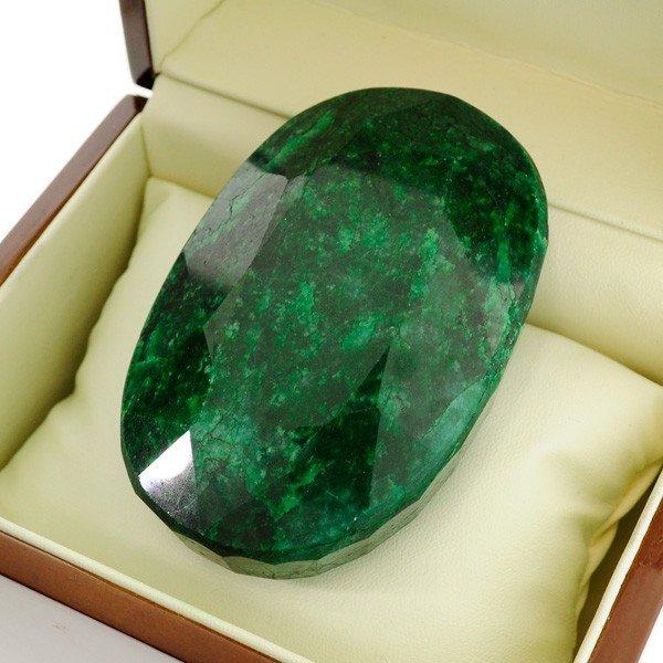 APP: 82.6k 1,233.15CT Emerald Gemstone