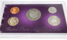 1990 United States Proof Set Coin  Investment