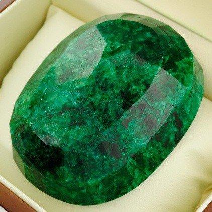 APP: 120.3k 1,145.45CT Emerald Gemstone