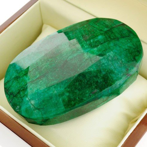 APP: 191.5k 1,276.75CT Emerald Gemstone