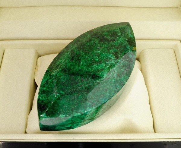 APP: 152.5k 2,276.35CT Green Emerald Gemstone