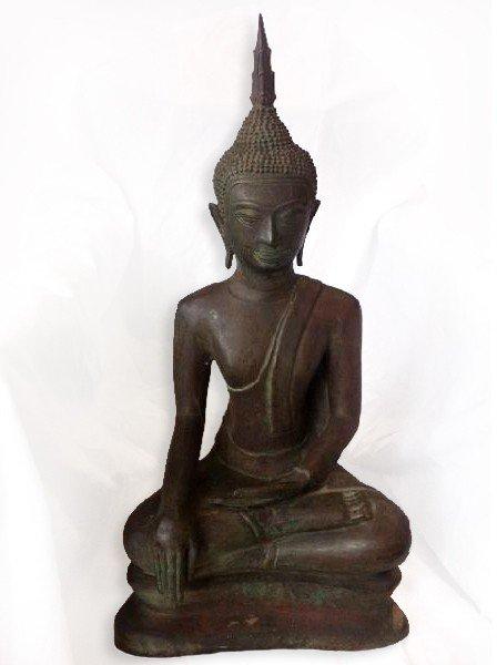 Nepalese Bronze Shakyamuni Seated Buddha
