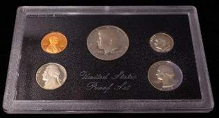 1983 United States Proof Set Coin  Investment