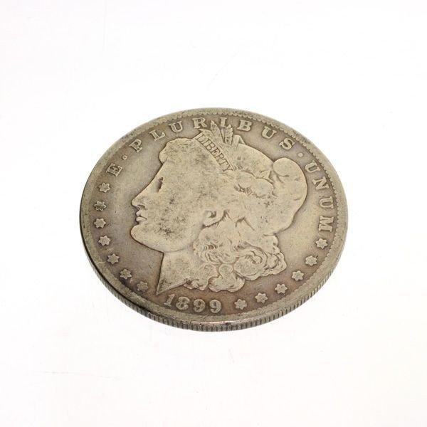 1899-O U.S. Morgan Silver Dollar Coin - Investment