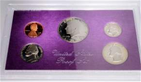 1985 United States Proof Set Coin  Investment