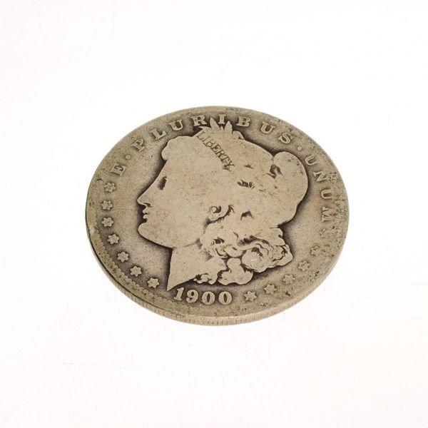 1900-O U.S. Morgan Silver Dollar Coin - Investment