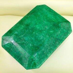 APP: 42.7k 636.75CT Emerald Gemstone