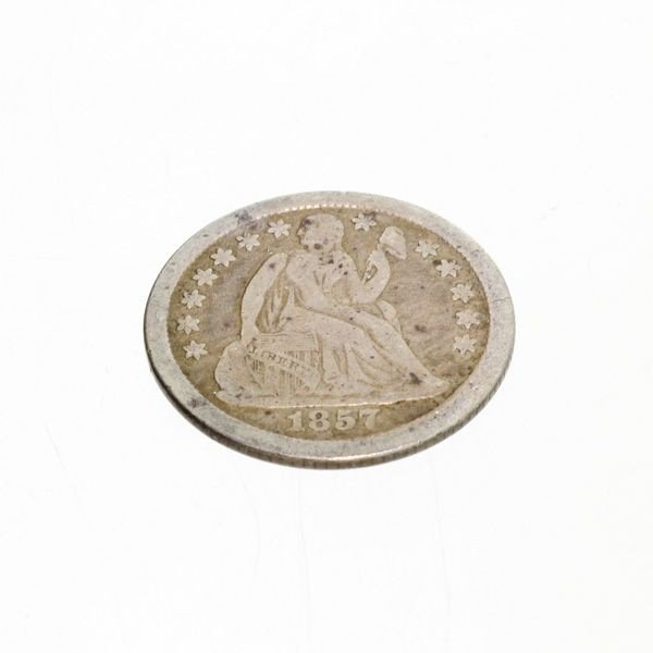 1857-O U.S. Seated Liberty Dime  Coin - Investment