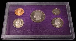 1988 United States Proof Set Coin  Investment