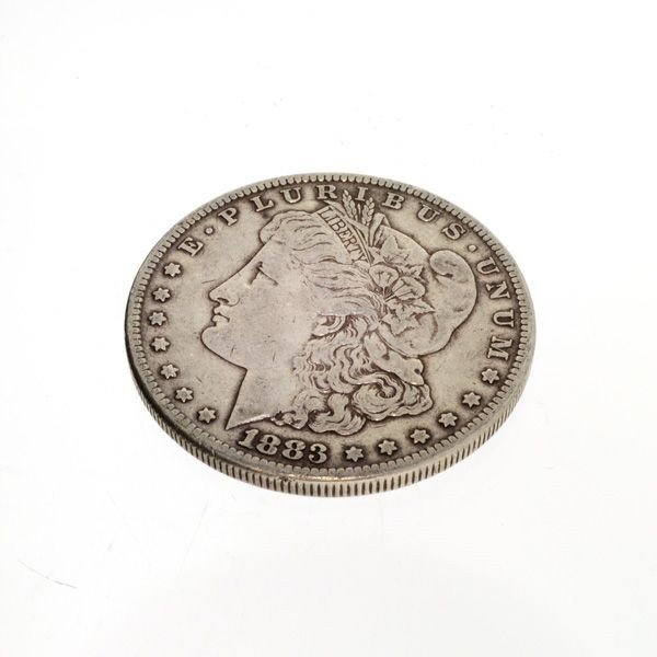 1883-S U.S. Morgan Silver Dollar Coin - Investment