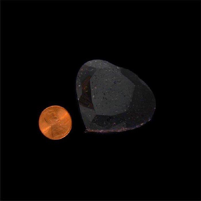 APP: 48.4k 353.64CT Pear Cut Sapphire Gemstone