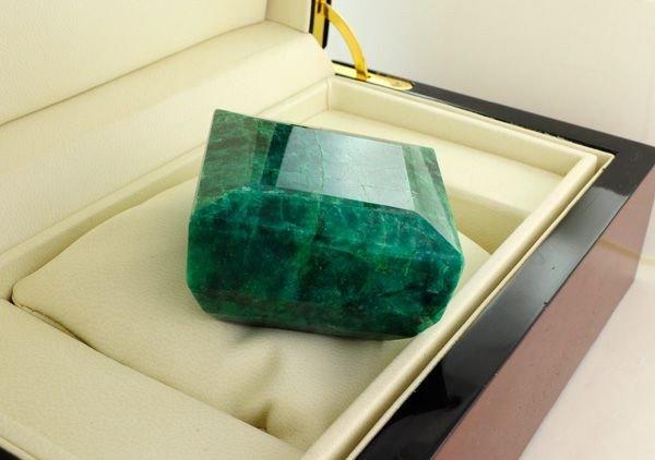 APP: 42.3k 1,209.10CT Emerald Gemstone