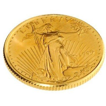 1999 $5 U.S. 1/10 oz. Gold American Eagle Coin