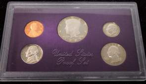 1987 United States Proof Set Coin  Investment