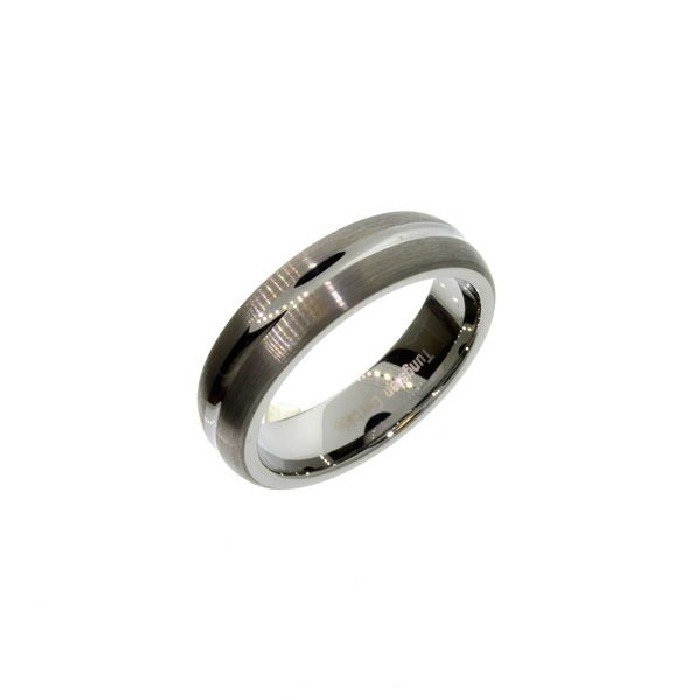 Tungsten Carbide Size 9.5 Ring