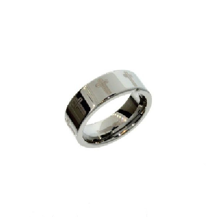 Tungsten Carbide Size 10.5 Ring