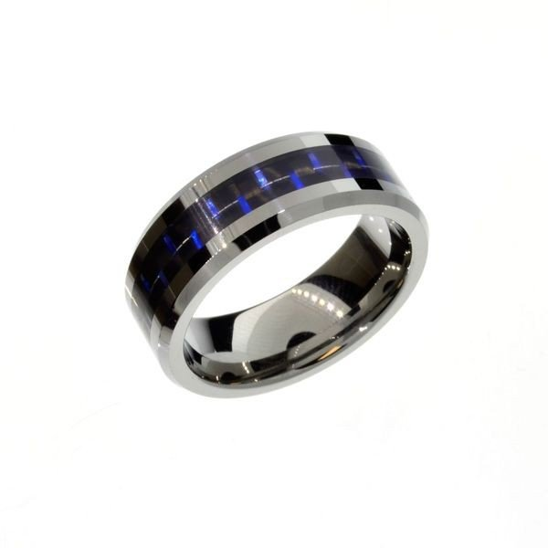 Tungsten Carbide Size 9.5 Ring