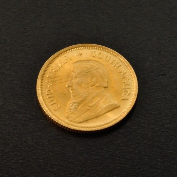 1982 1/10 oz. South Africa  Krugerrand Gold Coin
