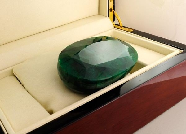 APP: 54.8k 1,370.25CT Emerald Gemstone