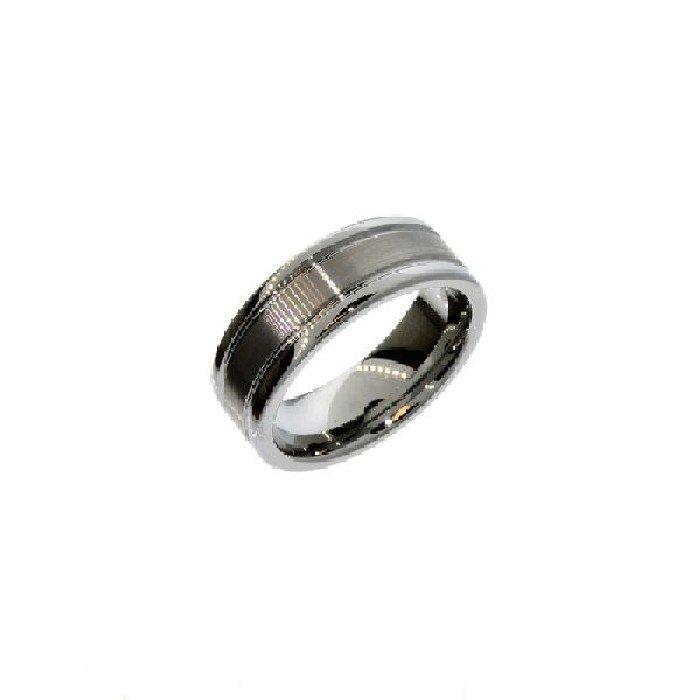 Tungsten Carbide Size 10 Ring