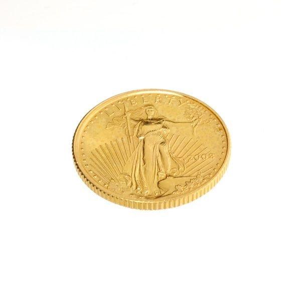 2003 $5 U.S. 1/10 oz. Gold American Eagle Coin