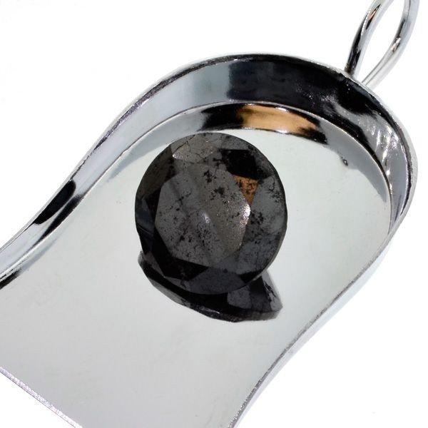 31.50CT Rare Black Diamond Gemstone