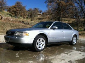 1999 Audi A-8 - PICK UP ONLY